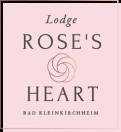 Logo - Lodge Rose's Heart
