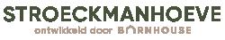 Logo - Stroeckmanhoeve
