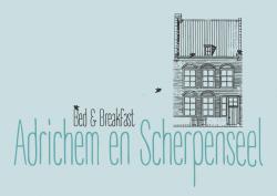 Logo - B&B Adrichem en Scherpenseel