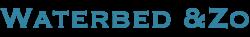 Logo - Waterbed &Zo