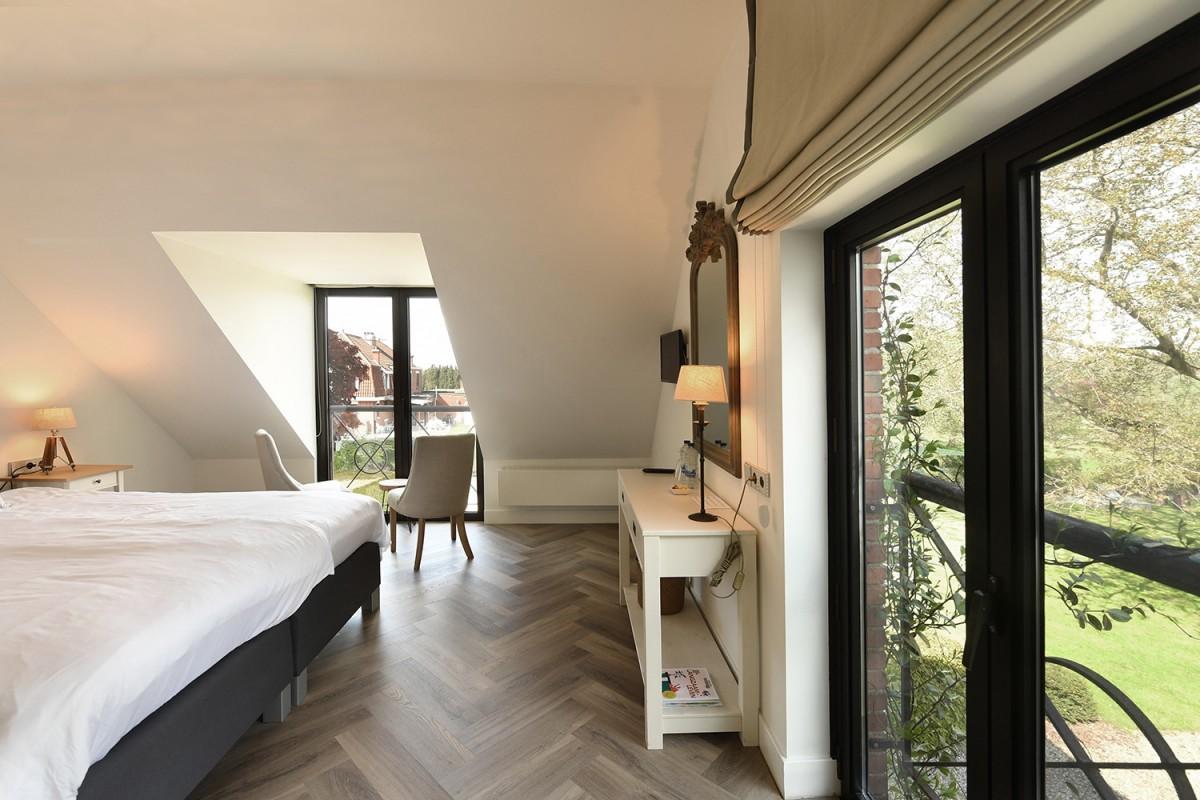 Bild av kamer met uitzicht tuin