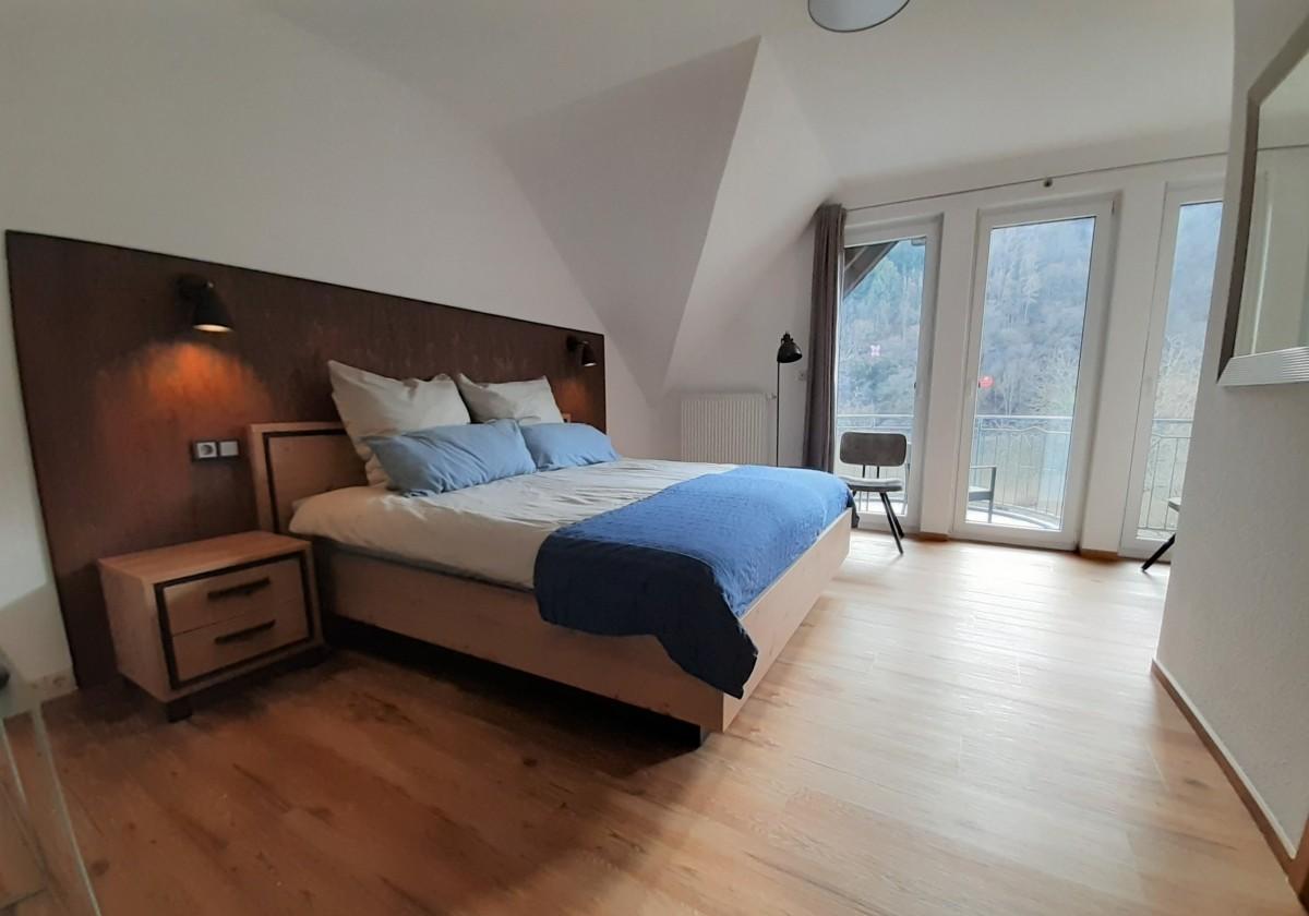 Slika Haus Moselliebe- 14Personen. 7 Kamers met balkons (geen kookgegelenheid)