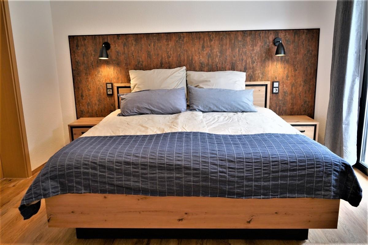 Picture of App. 4 Pers. 2 Schlafzimmer mit eigenen Badezimmer. 2 Balkonen alle mit Moselblick