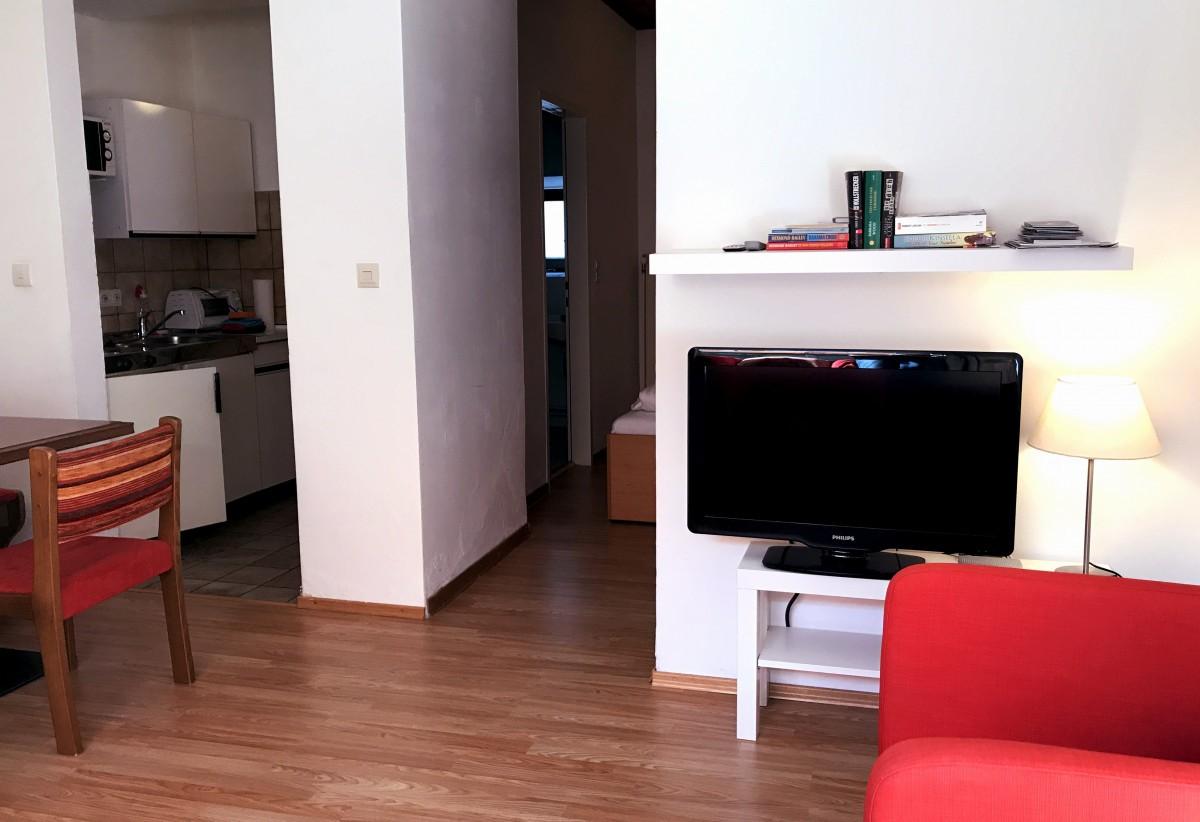 Bild av Lägenhet intill trädgården