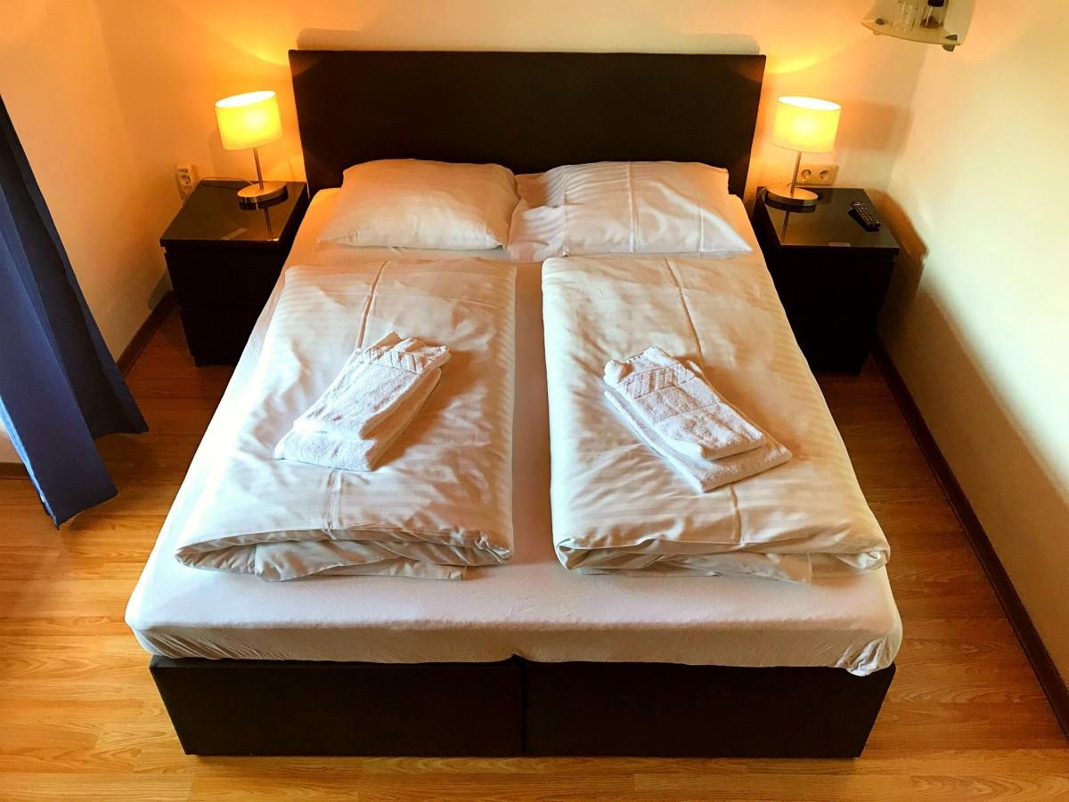 Slika korisnika Apartman sa balkonom i odvojenom spavaćom sobom