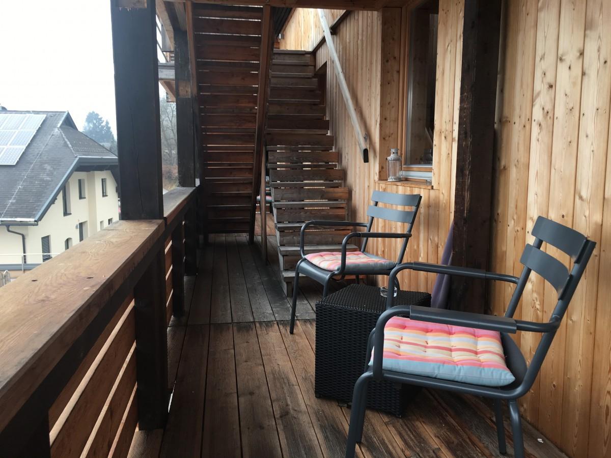 Immagine di Junior suite con balcone e terrazza sul tetto