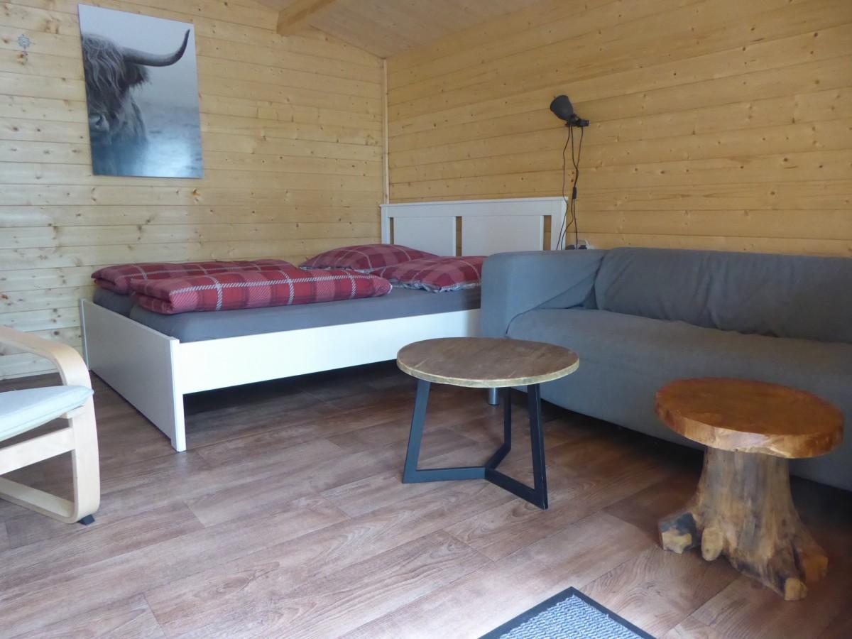Image of Log cabin