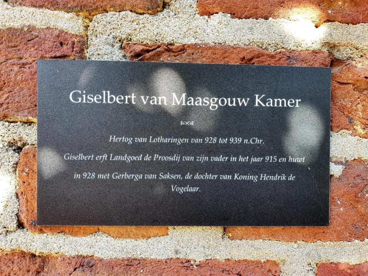 Image of Giselbert van Maasgouw room