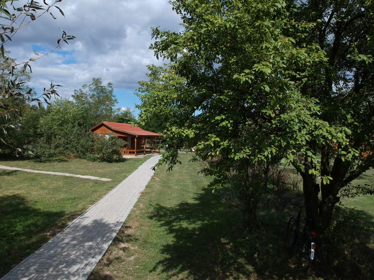 Bild von Puszta-Hütte