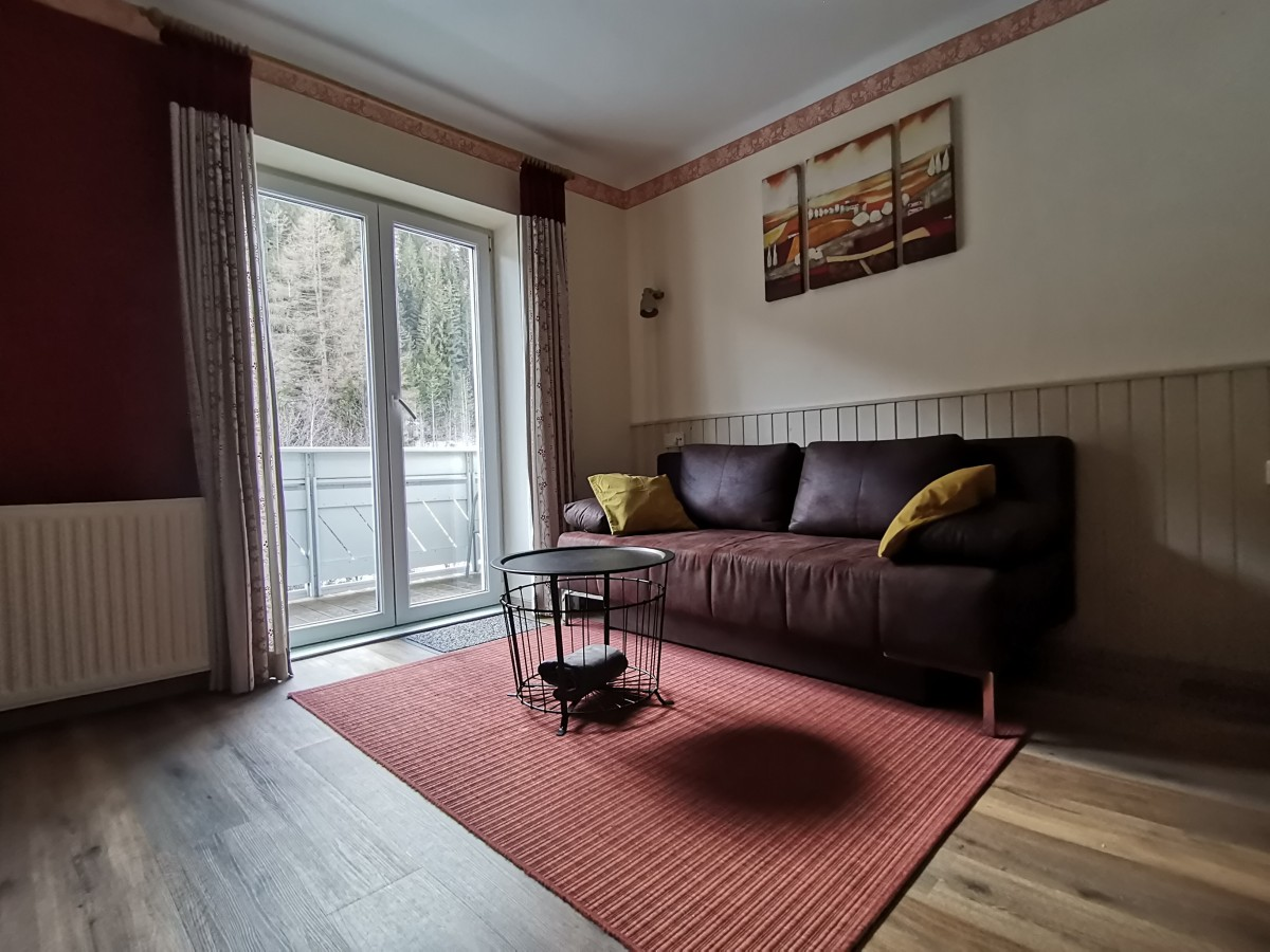Image of 2 room apartment with balcony