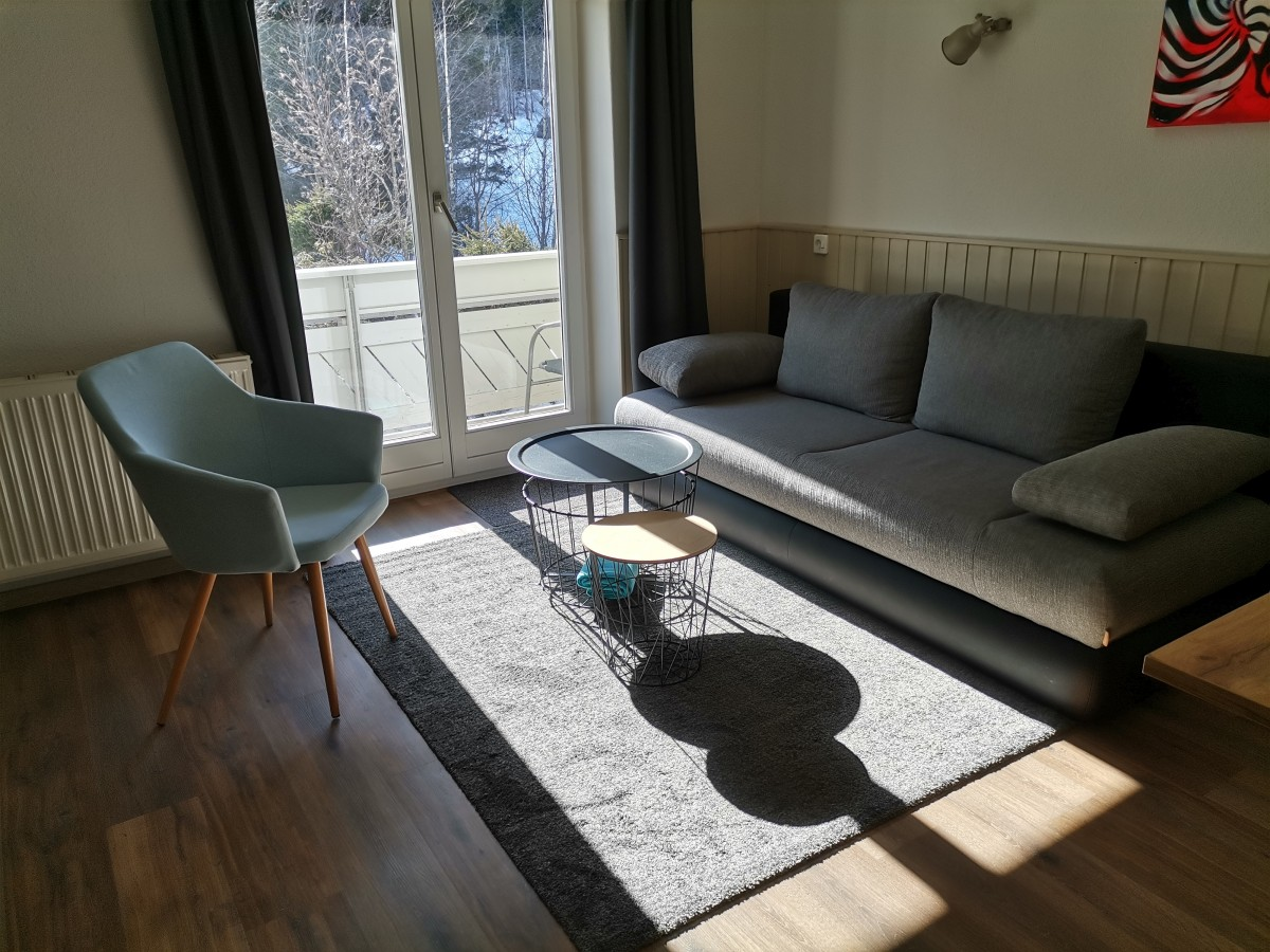 Image of 3 room apartment with balcony
