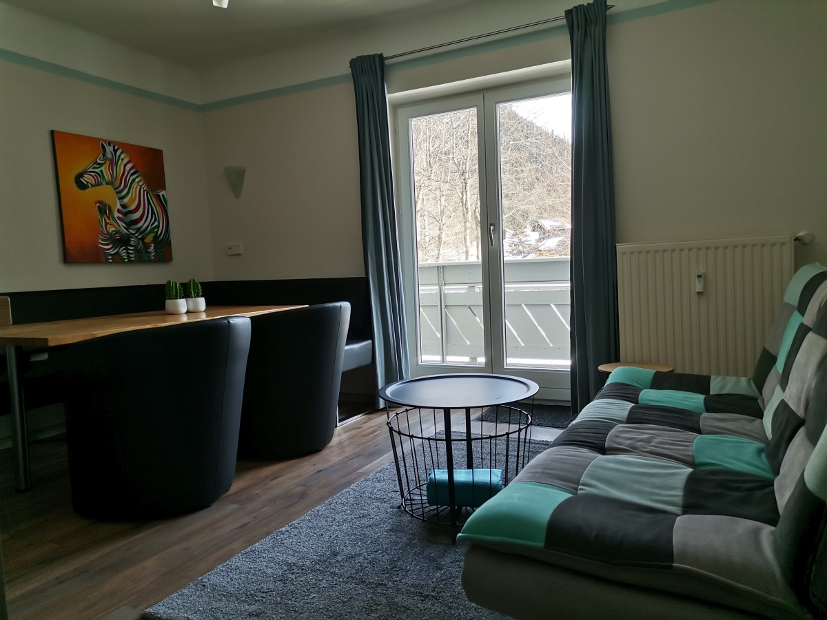 Image of 4 room apartment with balcony