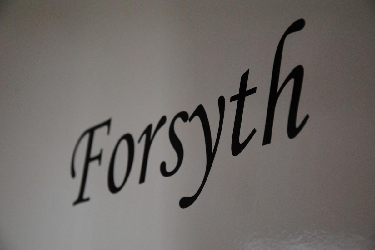 Billede af Forsyth