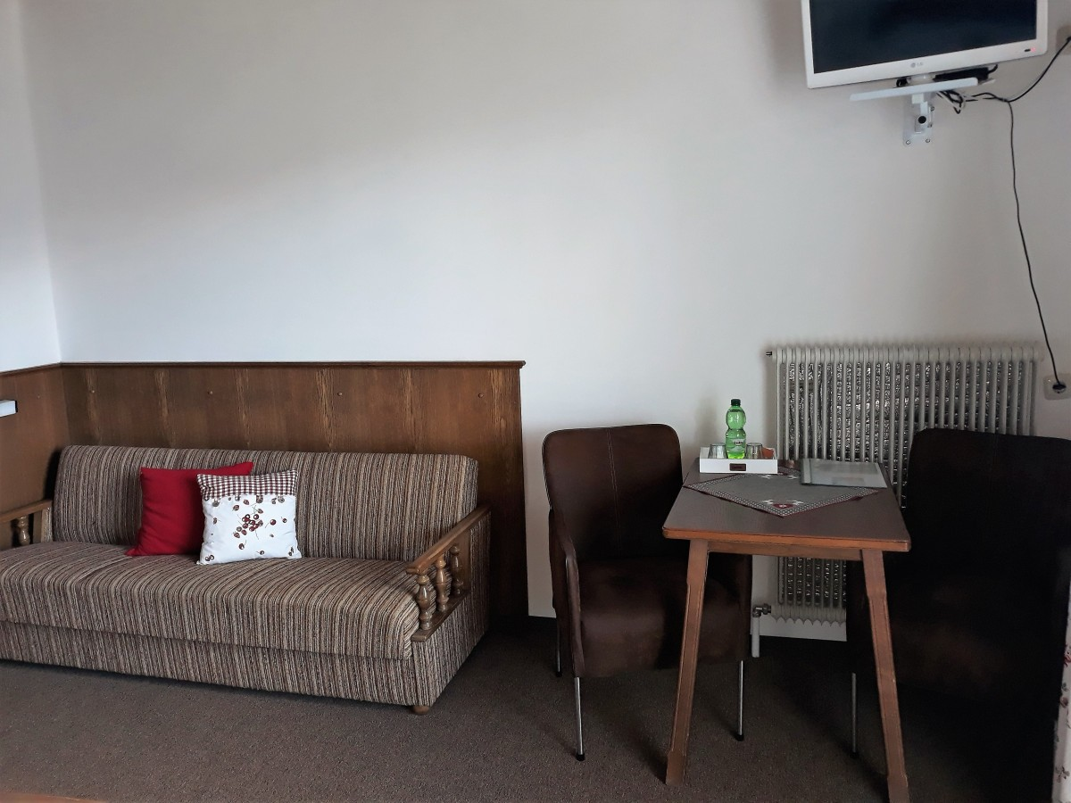 Image of Room with balcony and mountain view including breakfast