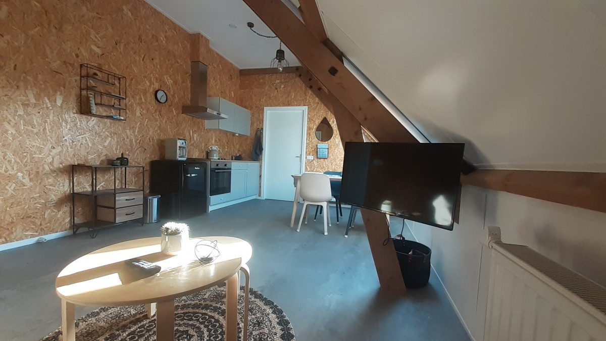 Image de Appartement-Studio combinatie