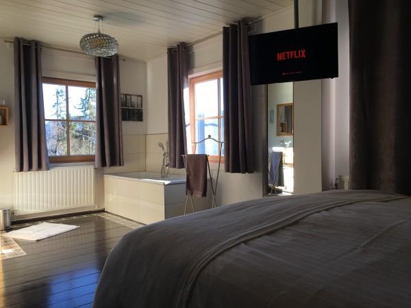 Dvoposteljna soba z balkonom