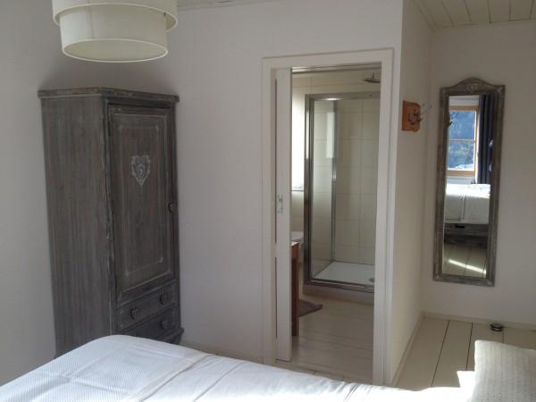 Dvoposteljna soba s strešno teraso