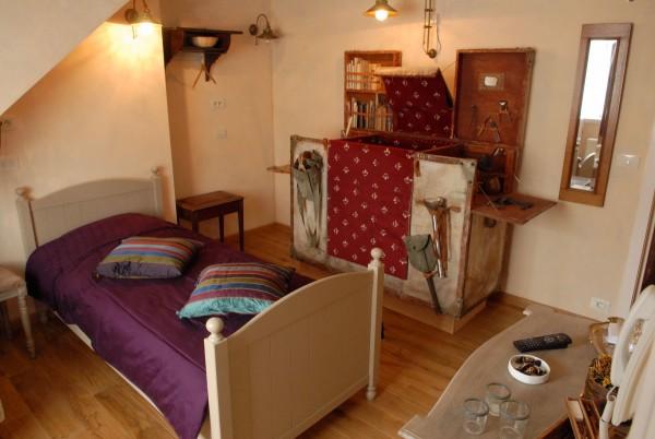 Očarljiva individualna umetniška soba