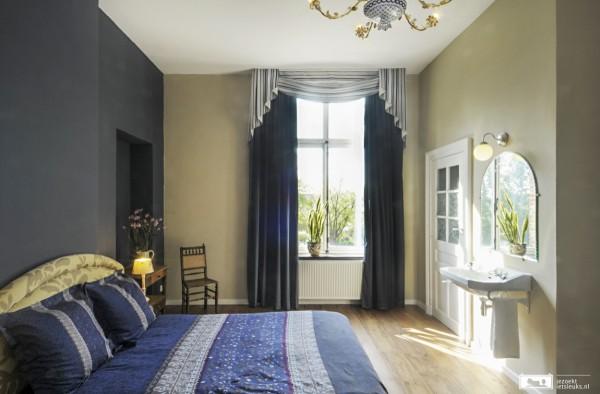 blauwe kamer
