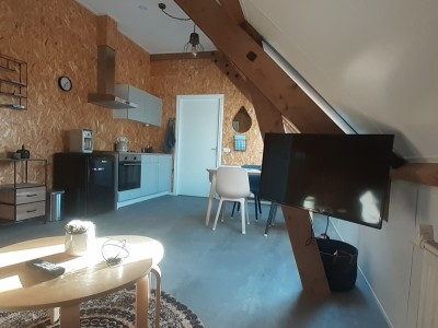 Appartement-Studio combinatie
