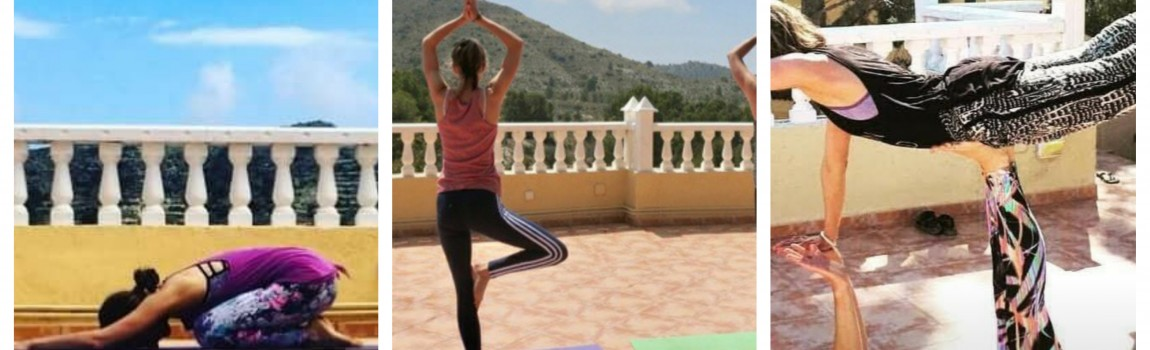 Yoga location for your yoga retreat