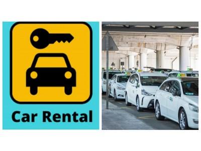 Car rental and Taxi transport