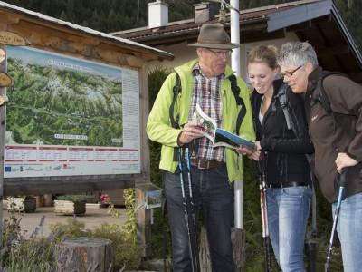Semester med vandringsvänner i Hohetauern National Park