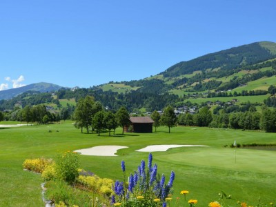 Play golf in the Hohe Tauern National Park