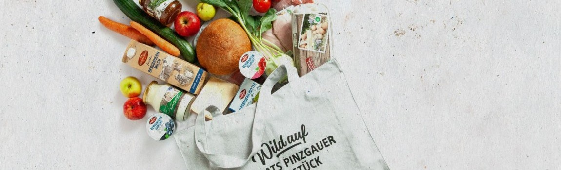 Breakfast bag with Regional products