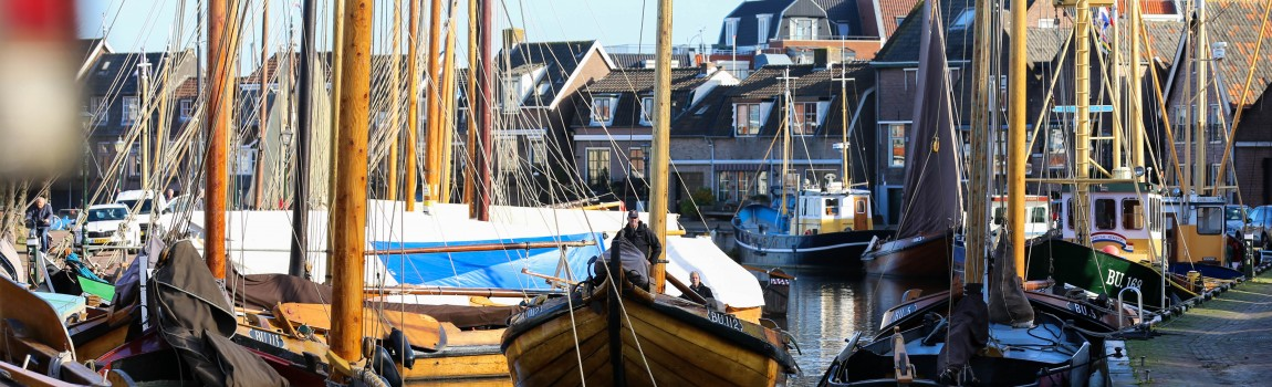 Why to visit Spakenburg - off the beaten path