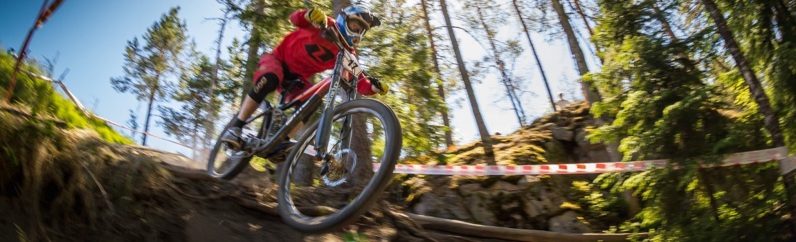 Wat zijn de mogelijkheden om te fietsen en mountainbiken in Winterberg