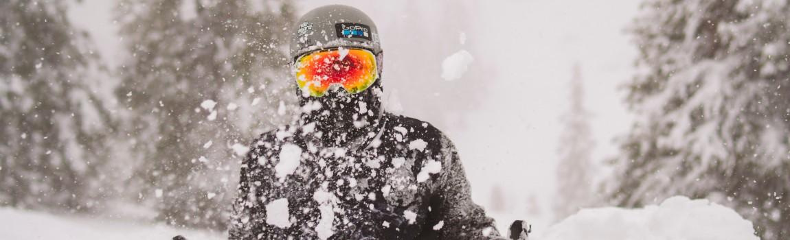 Hoeveel sneeuw ligt er in Winterberg