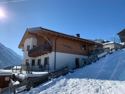 Kaprun in winter