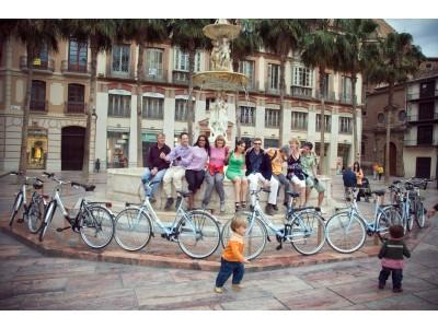Jazda na rowerze w Maladze
