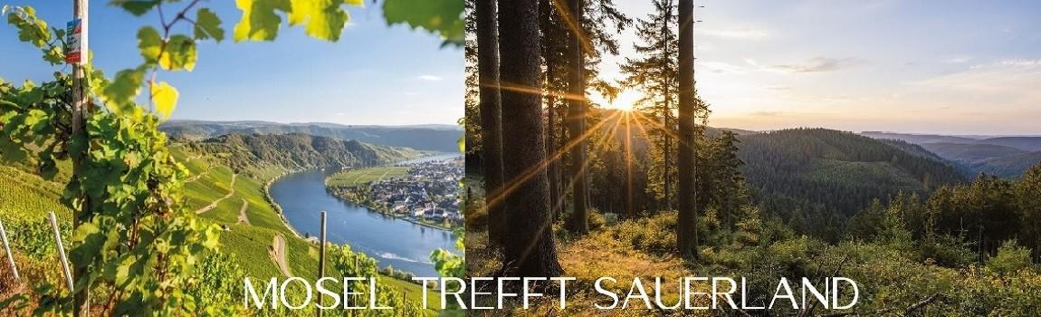 5 daags  MOSEL TREFT SAUERLAND arrangement