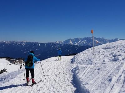 La Carinthie est une grande destination de sports d'hiver